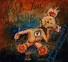 HOLD YOUR HEAD UP by Christopher Shockley - shock schism