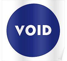 VOID - Parody Poster