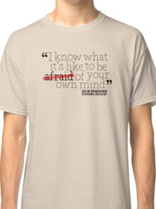 Dr. Spencer Reid's Quote Classic T-Shirt