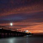 Florida Sunrise1 by Don  Powers