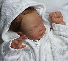 Derrick My favourite Reborn doll by Cassie Peek