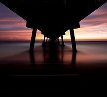 Ft. Lauderdale Sunrise3 by Don  Powers