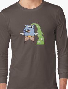 brains explosion Long Sleeve T-Shirt