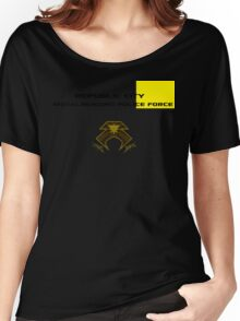 Republic City Metalbending Police Force Women's Relaxed Fit T-Shirt