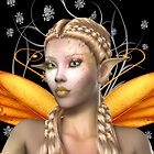Golden Fairy by LoneAngel