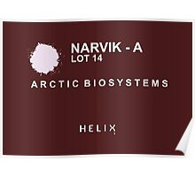 Helix - Narvik - A Poster