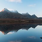 Ben Loyal Reflections by derekbeattie