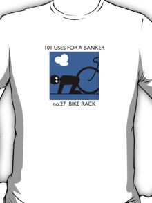 no.27 BIKE RACK T-Shirt