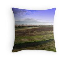 The New Frontage Roadway Throw Pillow