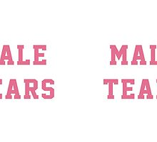 Male Tears Ironic Misandry Pink Coffee Mugs by SOVART69