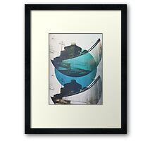BrumGraphic #35 Framed Print