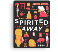 SPIRITED AWAY - STUDIO GHIBLI Canvas Print