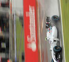 Valtteri Bottas - Williams Martini Racing - Phone & Tablet Case by hedgeryhoops