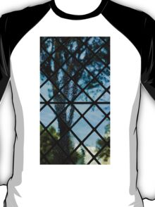 The Garden Through Window Diamonds T-Shirt