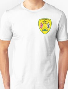British Racing & Sports Car Club Unisex T-Shirt