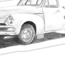 FJ Holden Ute Sticker