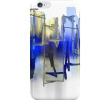 Beyond Blue iPhone Case/Skin