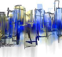 Beyond Blue by Jessielee72