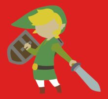 Toon Link Kids Clothes