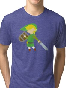 Toon Link Tri-blend T-Shirt