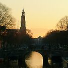A February evening in Amsterdam by jchanders