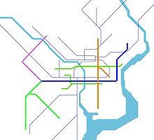 Subway Series- Philadelphia by TheNemi
