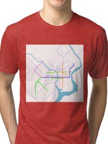 Subway Series- Philadelphia Tri-blend T-Shirt