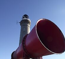 Ardnamurchan lighthouse by lynncuthbert