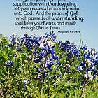Philippians 4:6-7 by Sue Ellen Thompson