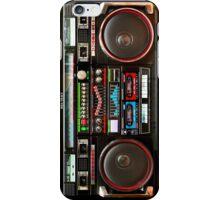Gigantic Ghetto Blaster iPhone Case/Skin
