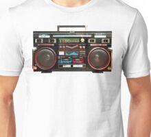 Gigantic Ghetto Blaster Unisex T-Shirt