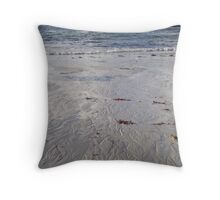 Sanna Bay, Ardnamurchan.  Throw Pillow