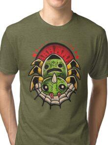 Spinarak Tri-blend T-Shirt