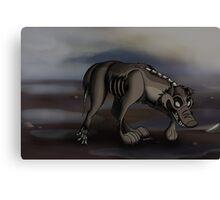 The Dead Bark Back Canvas Print