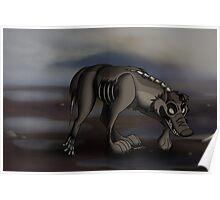 The Dead Bark Back Poster