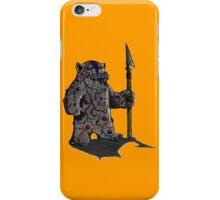 Lava Troll iPhone Case/Skin