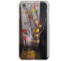 Easter Tree iPhone Case/Skin