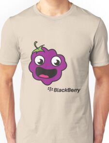 BlackBerry Unisex T-Shirt