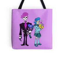 Lewis and Vivi Tote Bag