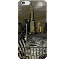 Liberty's Last Light iPhone Case/Skin