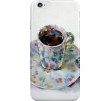 CafeCafe iPhone Case/Skin
