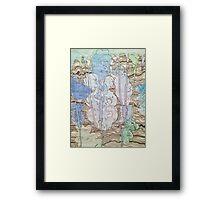 Blue Lagoon  Framed Print