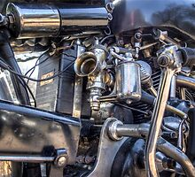 Vincent HRD Engineering by Nigel Lomas