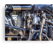 Vincent HRD Engineering Canvas Print