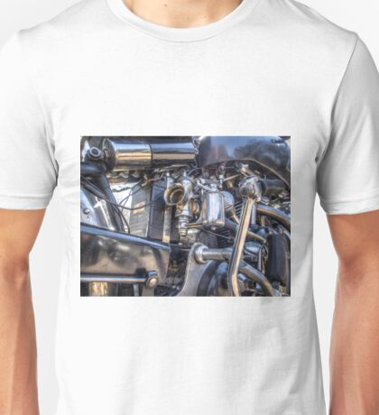 Vincent HRD Engineering Unisex T-Shirt