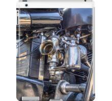 Vincent HRD Engineering iPad Case/Skin