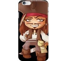 jack sparrow kid iPhone Case/Skin