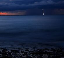Strikes on the horizon by RayFarrugia