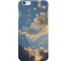 Sunset Clouds 2 iPhone Case/Skin