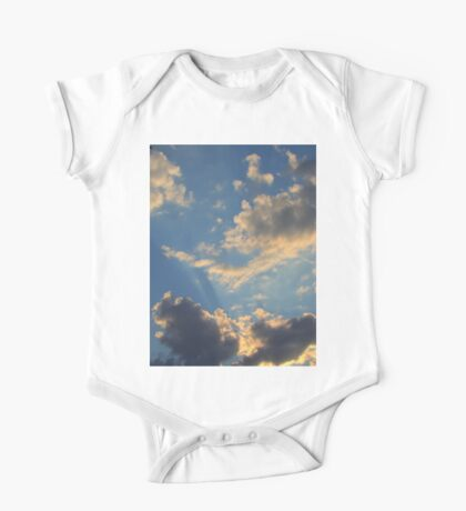 Sunset Clouds 2 One Piece - Short Sleeve